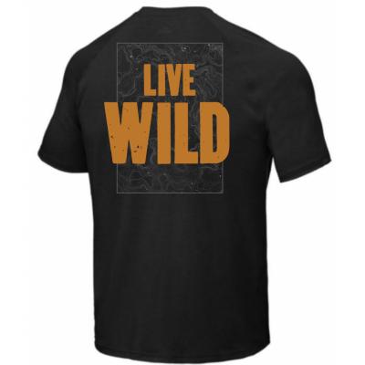 Remi Warren's Live Wild Tee